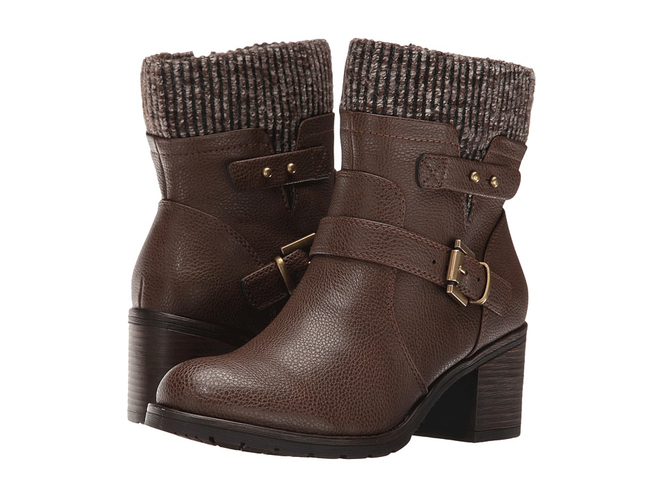 Bare Traps - Dover (Brown) Women's Shoes