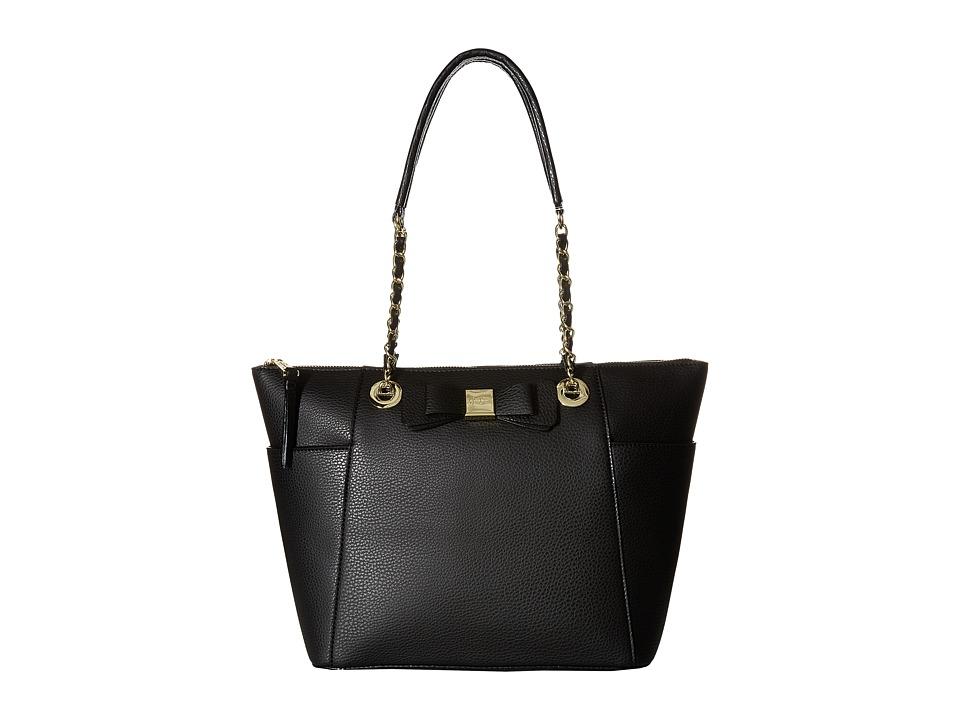 Jessica Simpson - Evette Tote (Black) Tote Handbags