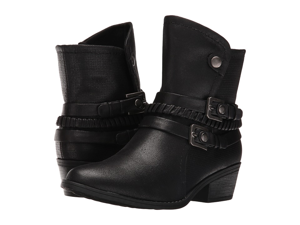Bare Traps - Minay (Black) Women's Shoes