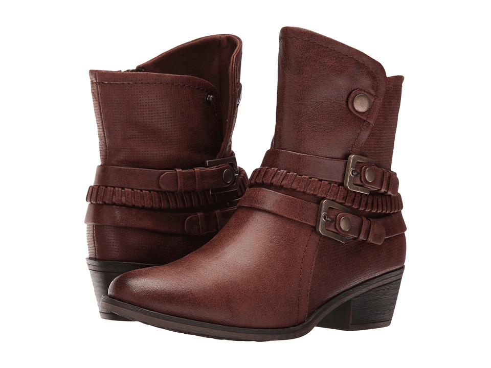 Bare Traps - Minay (Brush Brown) Women's Shoes