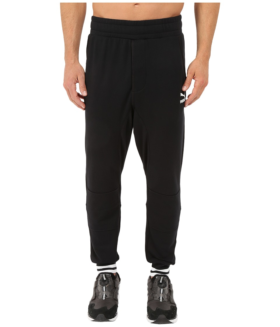PUMA - Clash Pants (Black) Men's Casual Pants