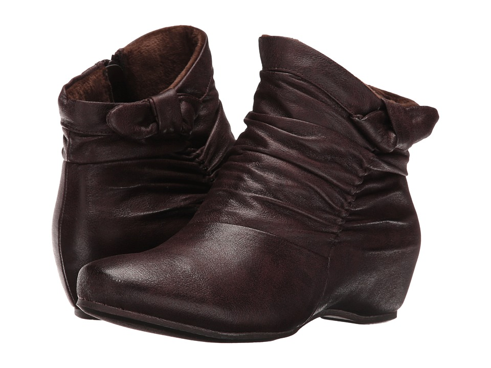 Bare Traps - Sakari (Dark Brown) Women's Shoes