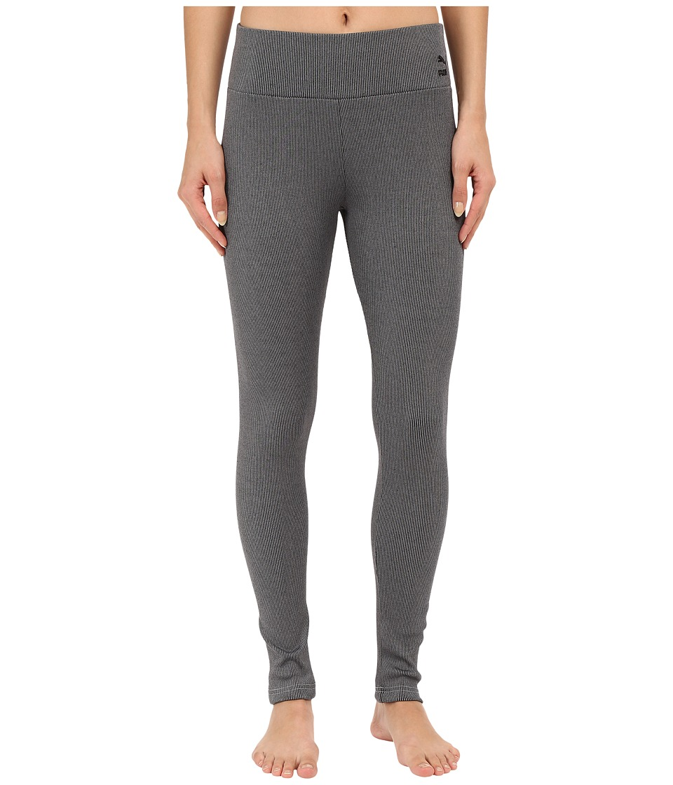 PUMA - Rib Leggings (Puma Silver) Women's Casual Pants