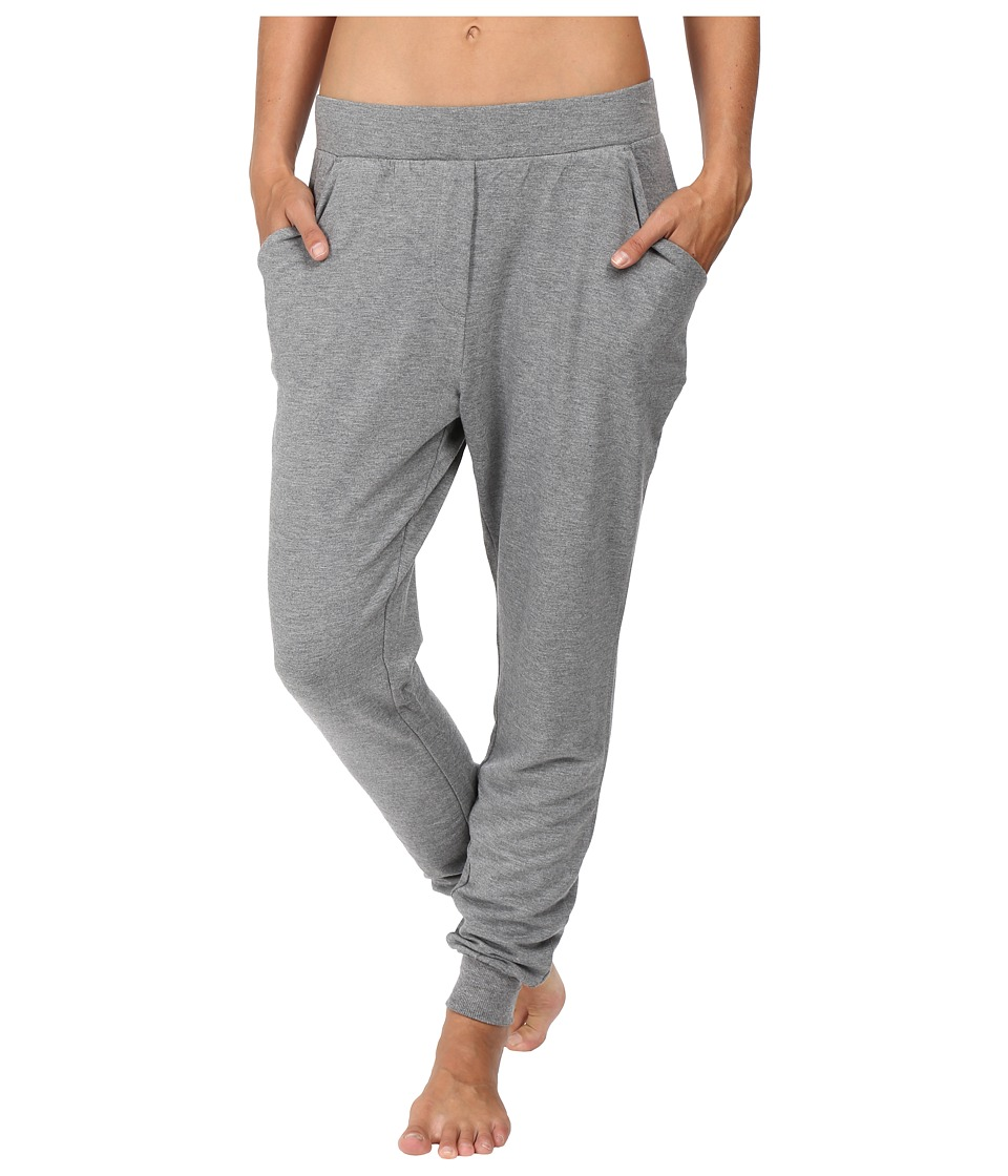 Midnight by Carole Hochman - Lounge French Terry Pants (Heather) Women's Pajama