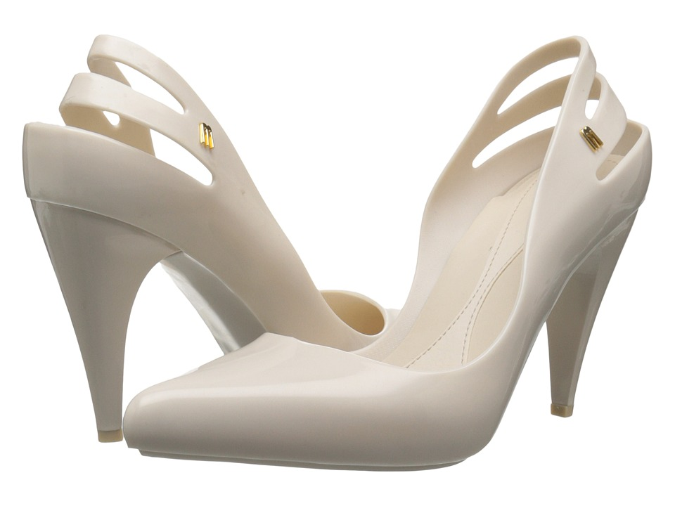 Melissa Shoes - Classic Special (Beige) High Heels