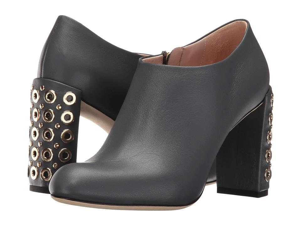 Furla - Lara Ankle Boot (Lava/Oro Light) Women's Boots