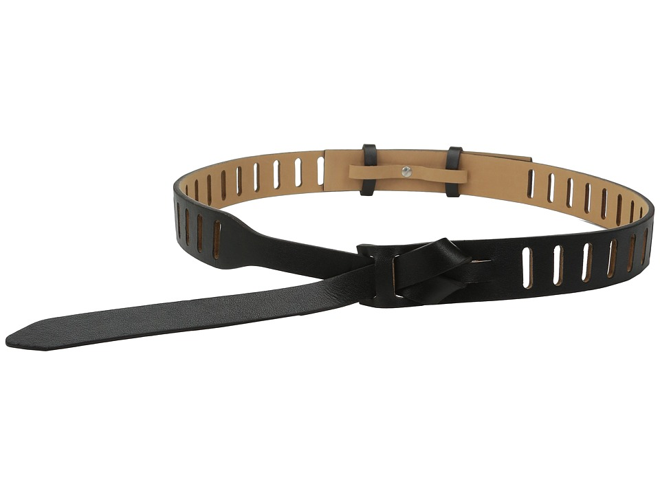 McQ - Knot Belt (Black) Women's Belts