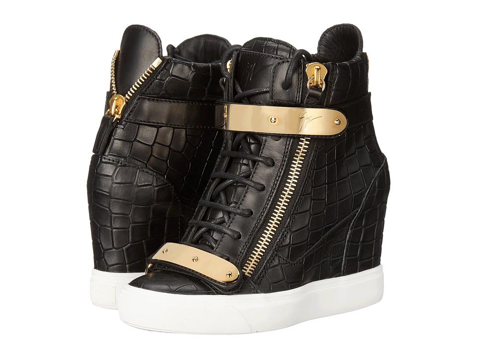 Giuseppe Zanotti - RW6030 (Ringo Nero) Women's Shoes