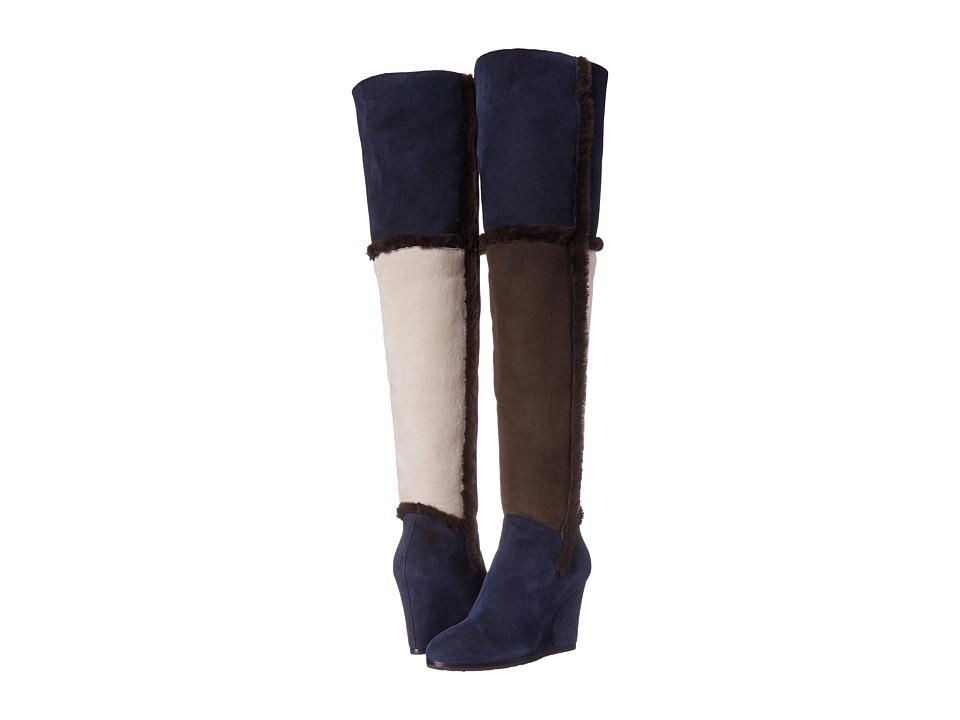 Giuseppe Zanotti I68038 Okina Navy Womens Shoes