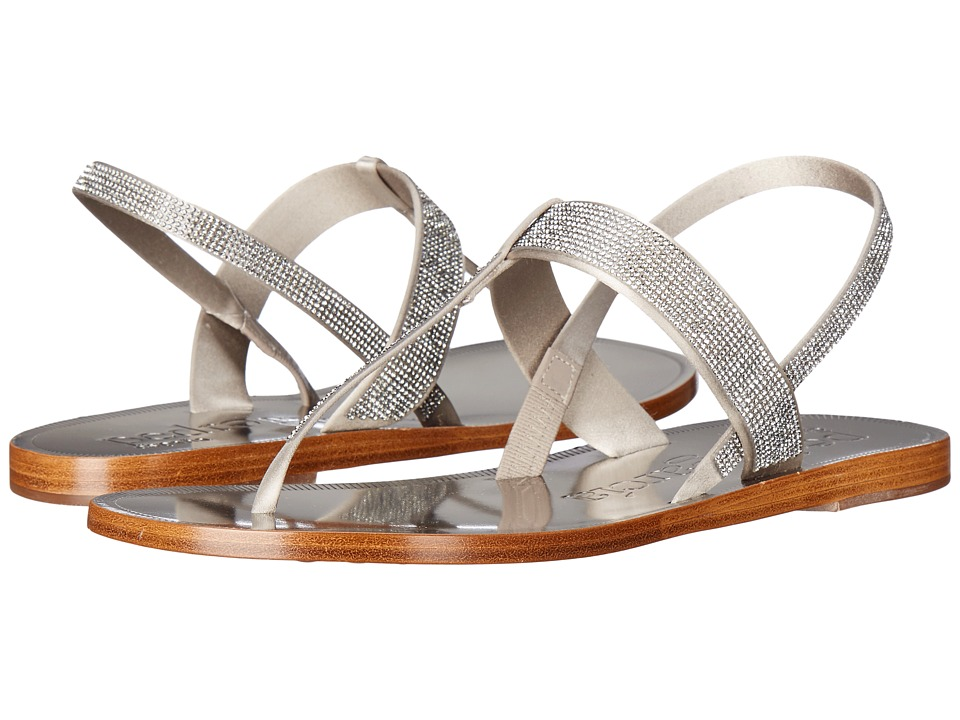 Pedro Garcia - Zulimar (Titanium Combo) Women's Dress Sandals