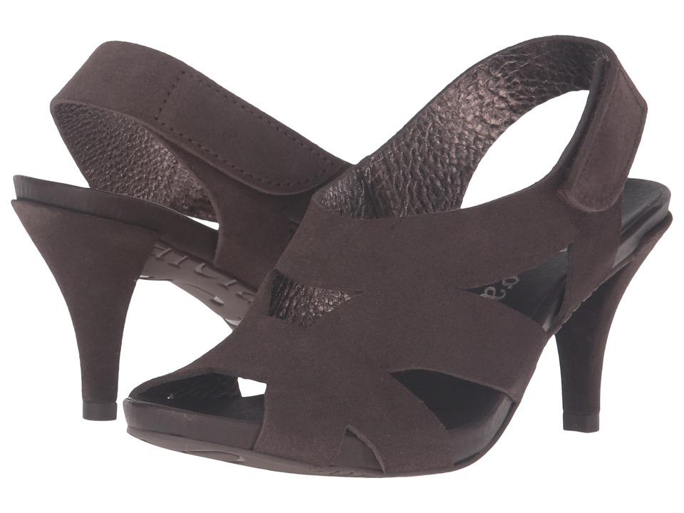 Pedro Garcia - Maica (Silt Castoro Lame) Women's 1-2 inch heel Shoes