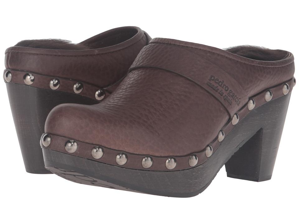 Pedro Garcia - Valery (Slit Cervo) Women's Clog Shoes