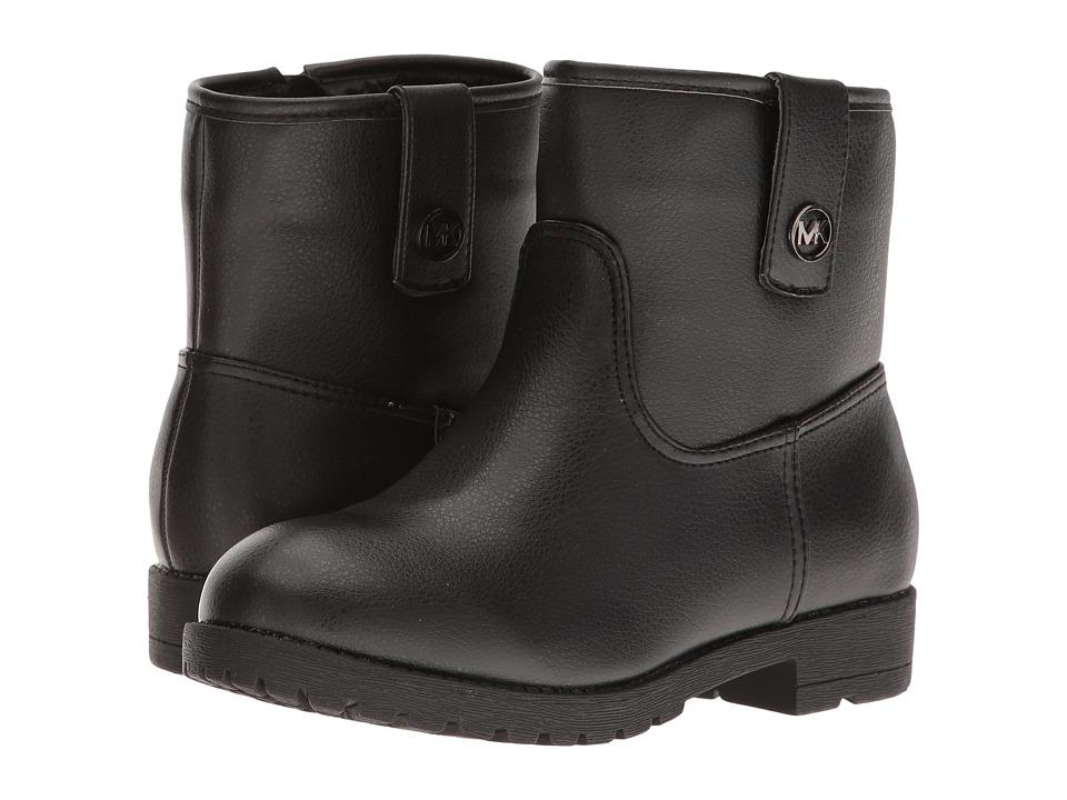 MICHAEL Michael Kors Kids - Dahlia Renne (Little Kid/Big Kid) (Black) Girls Shoes