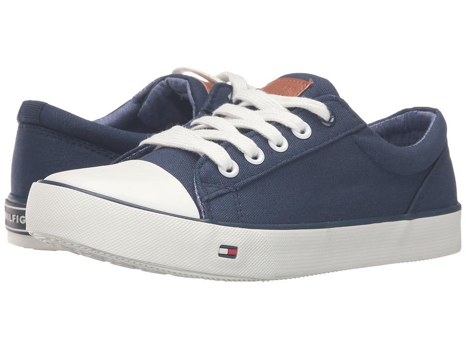 Tommy Hilfiger Kids - Cormac Core (Little Kid/Big Kid) (Navy) Boys Shoes