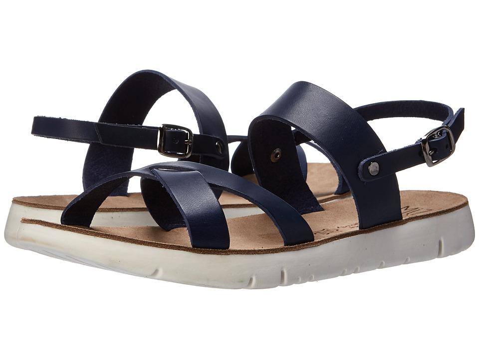 Miz Mooz - Luanne (Navy) Women's Sandals