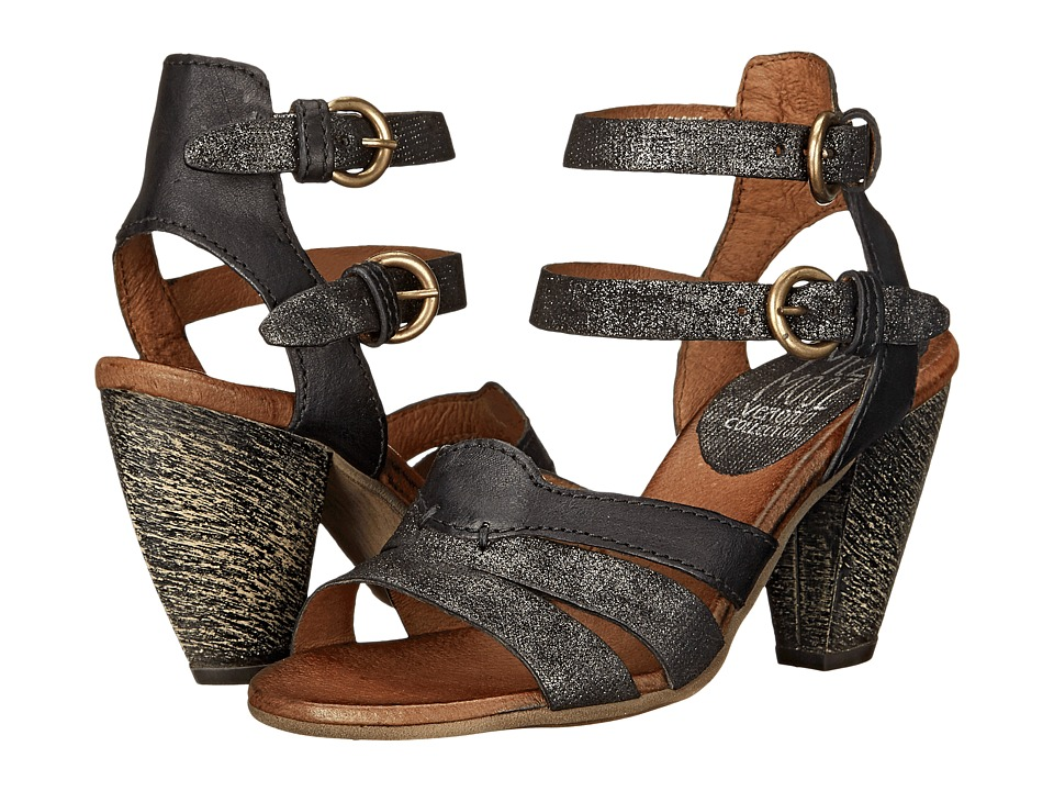 Miz Mooz - Martine (Black) Women's Sandals