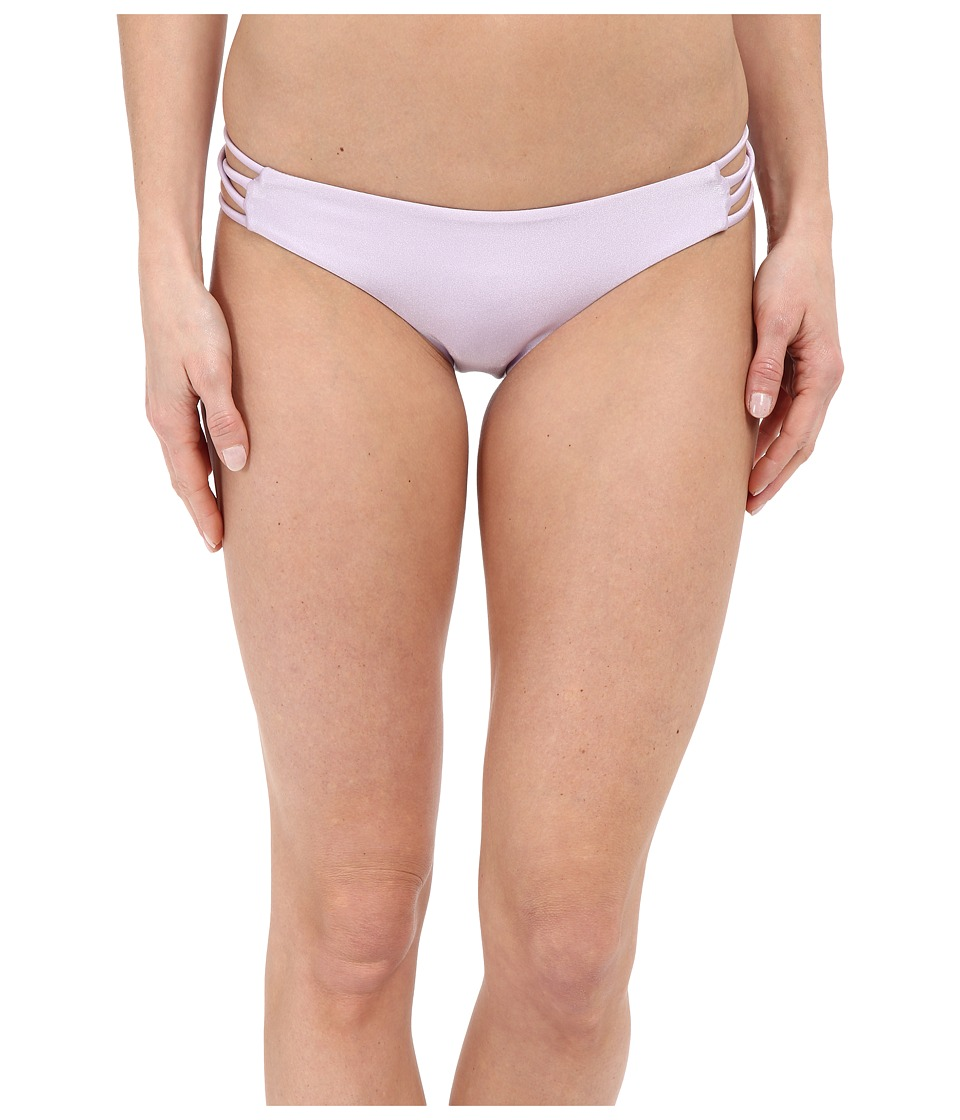 Amuse Society Serena Solid Everyday Fit Bottom (Ultra Violet) Women