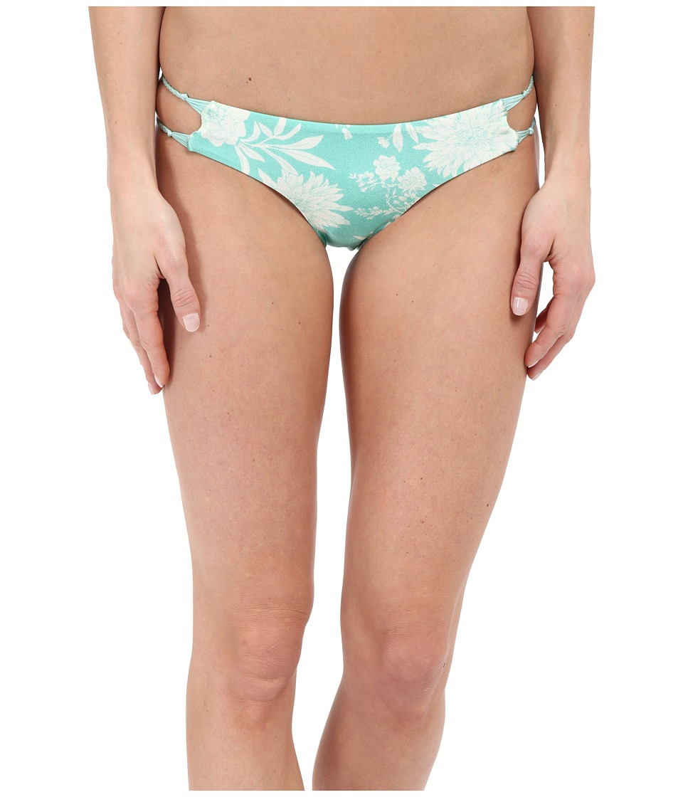 Amuse Society Palma Floral Everyday Fit Bottom (Green) Women