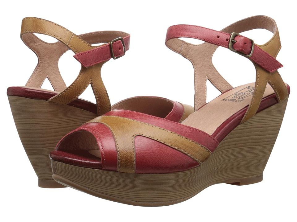 Miz Mooz - Yvonna (Red) Women's Sandals