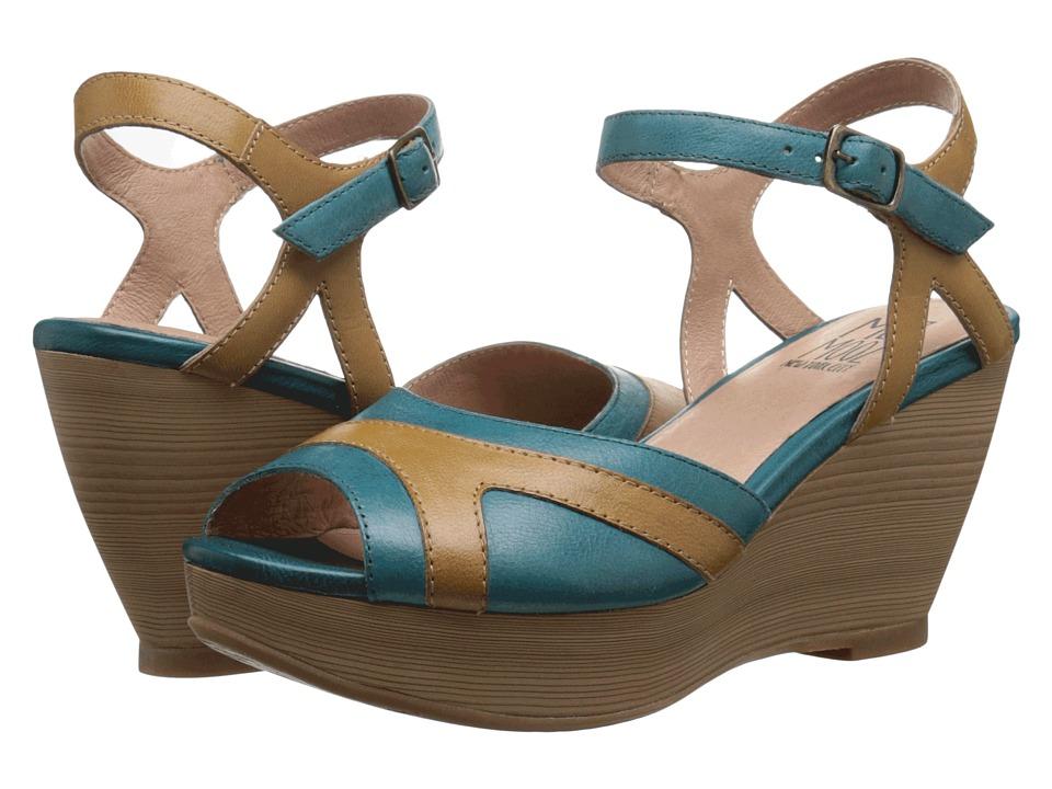 Miz Mooz - Yvonna (Marine) Women's Sandals