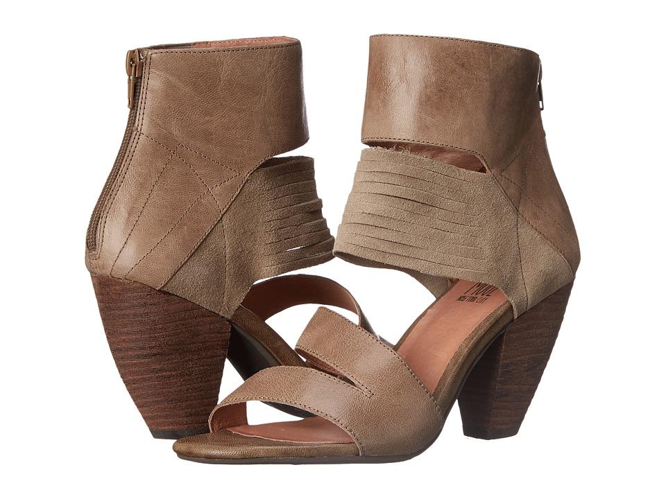 Miz Mooz - Willifred (Stone) Women's Sandals