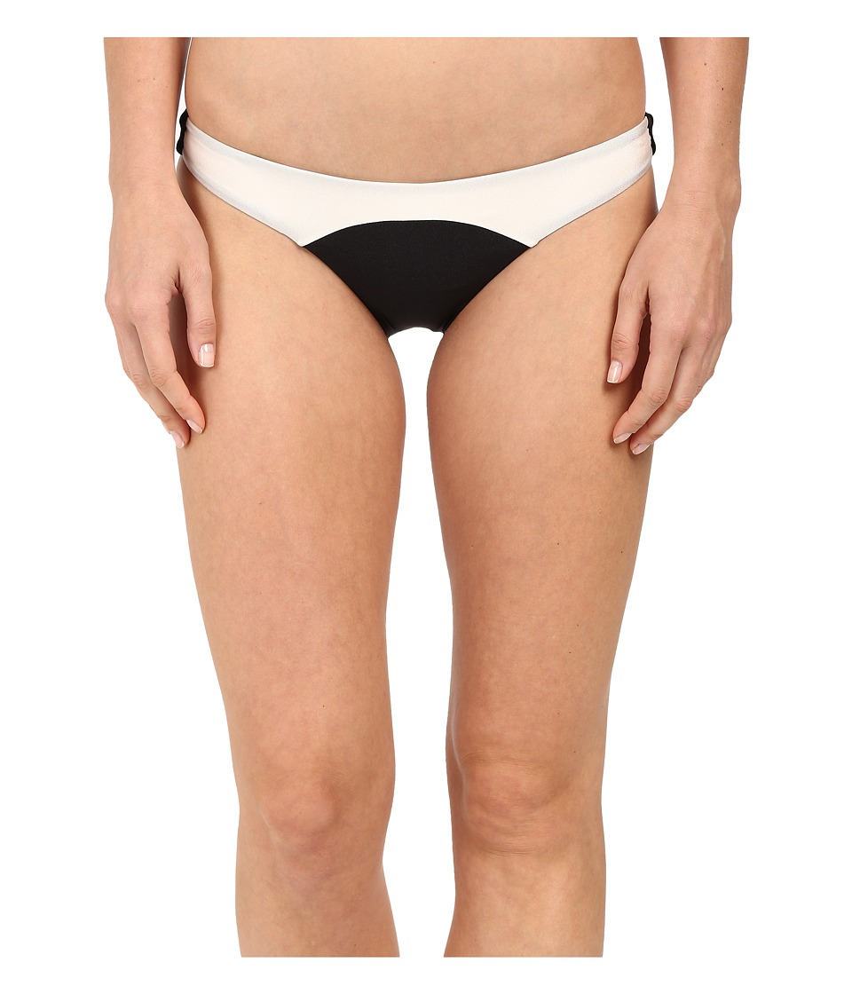 Amuse Society - Sara Color Block Skimpy Fit Bottom (Casa Blanca) Women's Swimwear