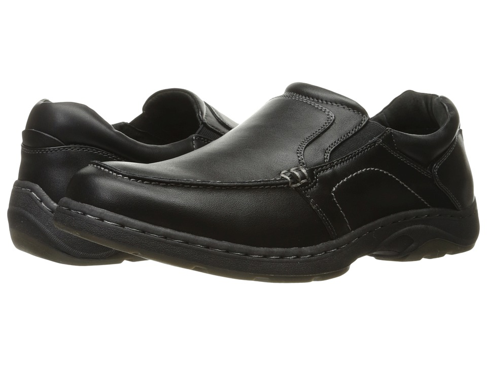 Deer Stags - Wells (Black) Men's Shoes