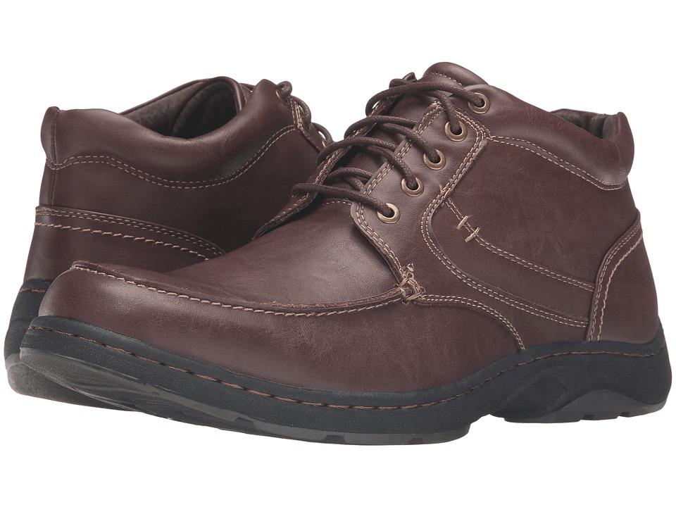 Deer Stags - Waverly (Redwood) Men's Shoes