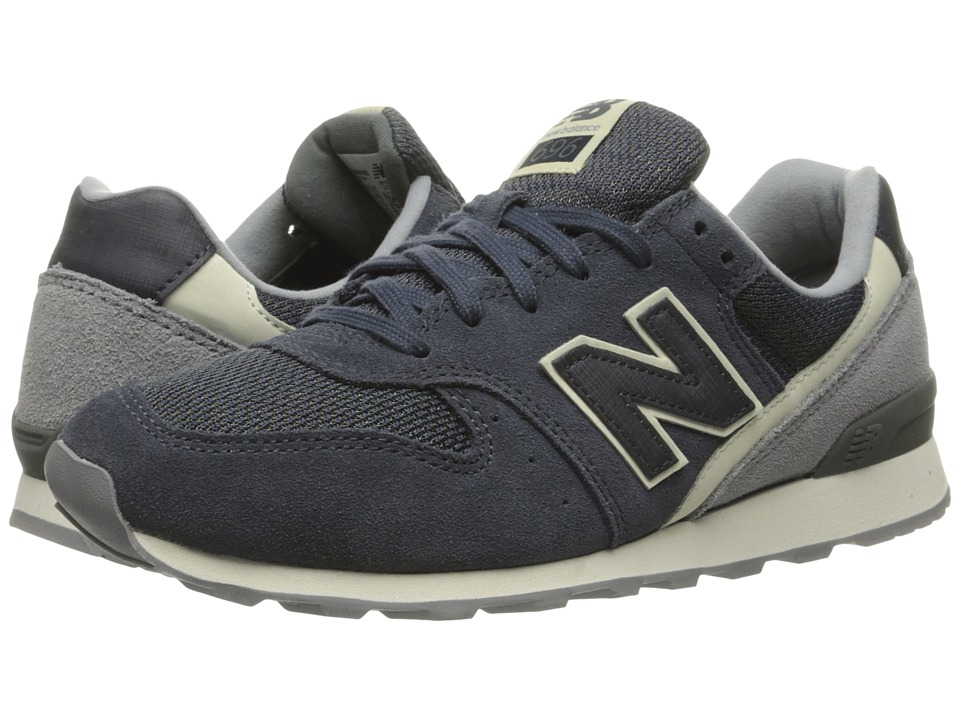 New Balance Classics WL696 (Outerspace/Steel Suede/Mesh) Women