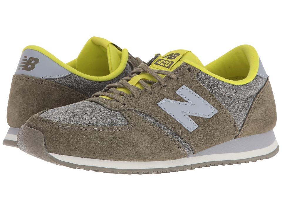 New Balance Classics - WL420 (Pike/Elite Suede/Mesh) Women's Classic Shoes