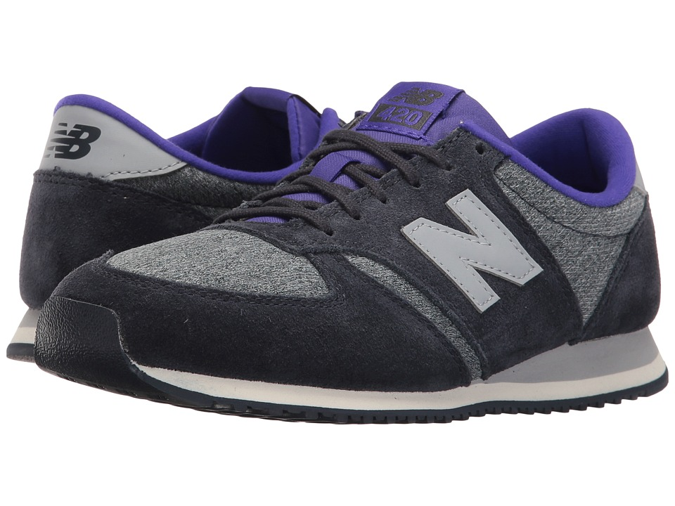New Balance Classics - WL420 (Outerspace/Spectral Suede/Mesh) Women's Classic Shoes