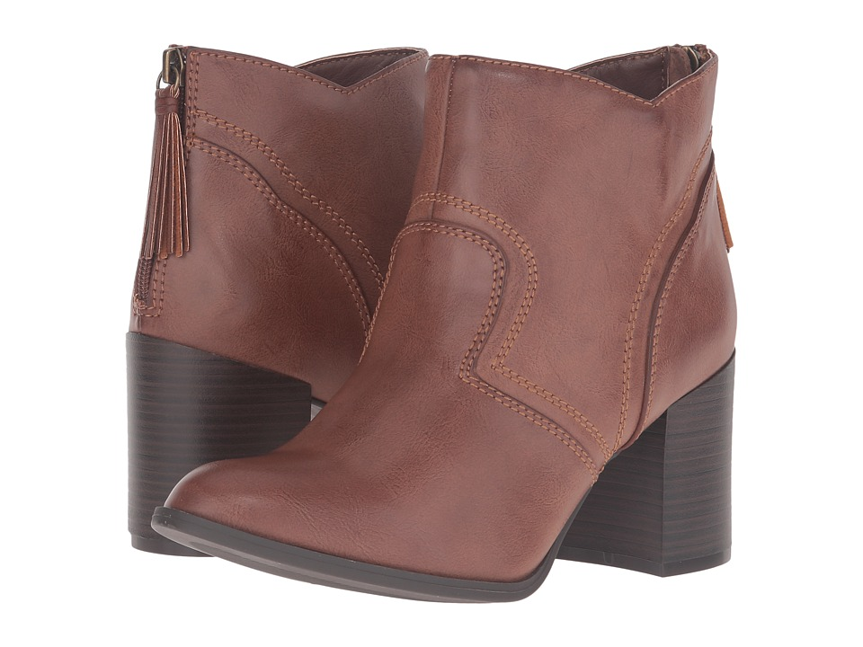Dirty Laundry - DL By The Bay (Cognac) High Heels
