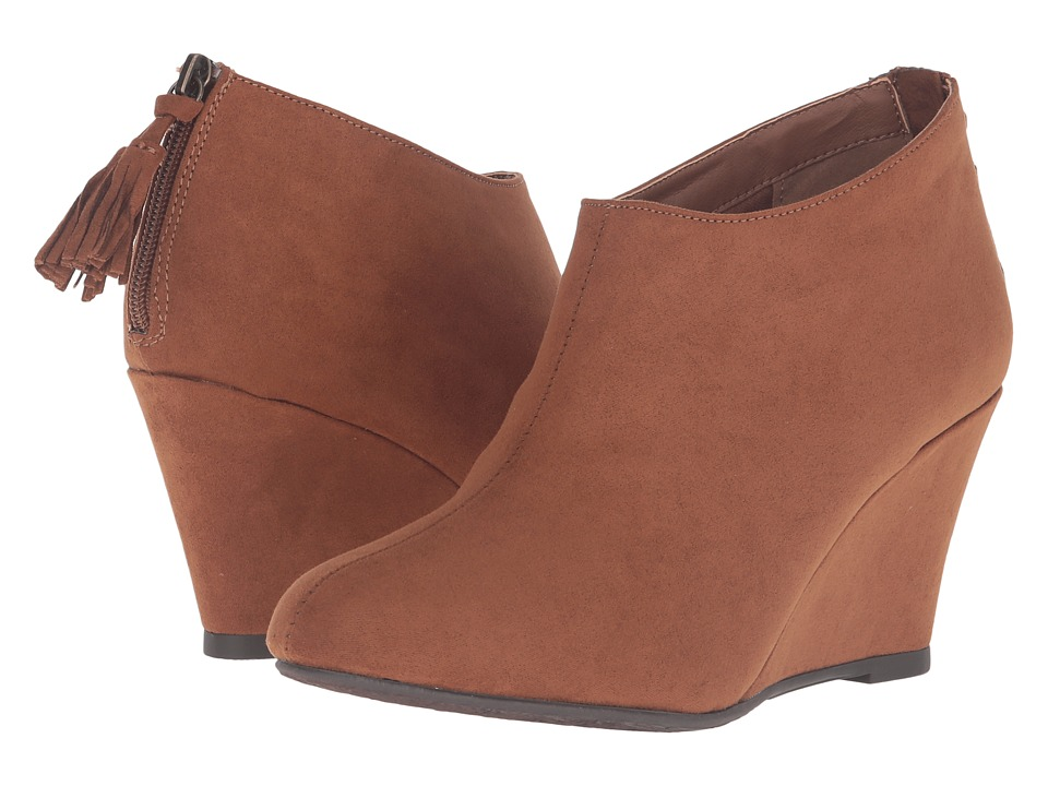 Dirty Laundry - DL Inviting (Whiskey) Women's Wedge Shoes