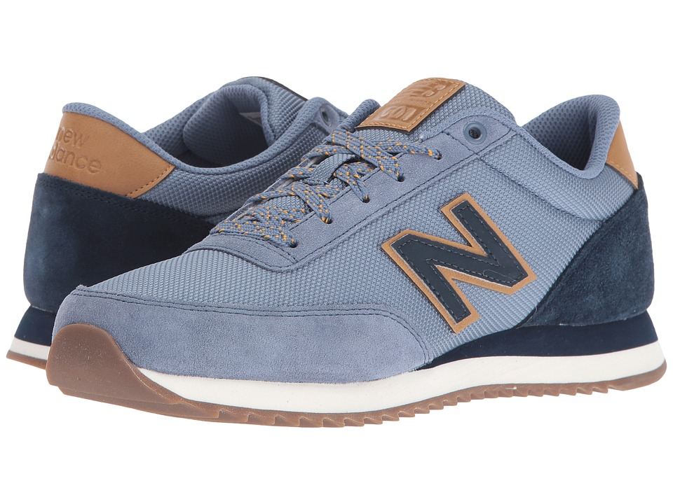 New Balance Classics - MZ501 (Blue Rain Suede/Synthetic) Men's Shoes