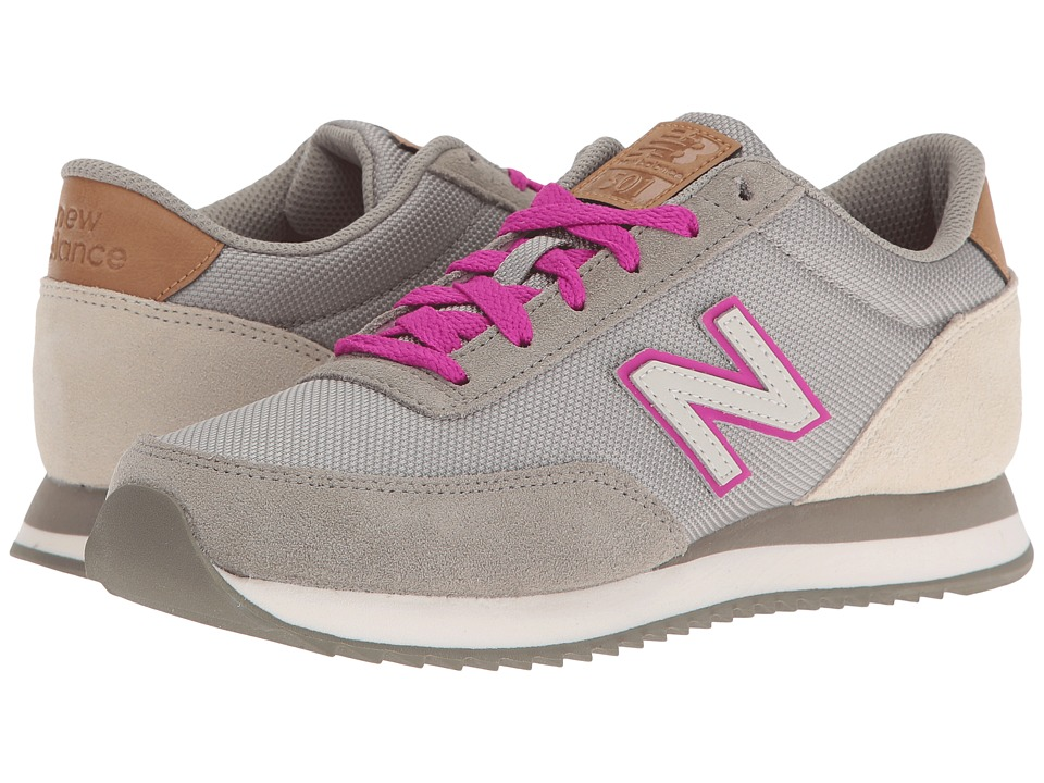 New Balance - WZ501 (Taupe/Powder Suede/Textile) Women's Shoes