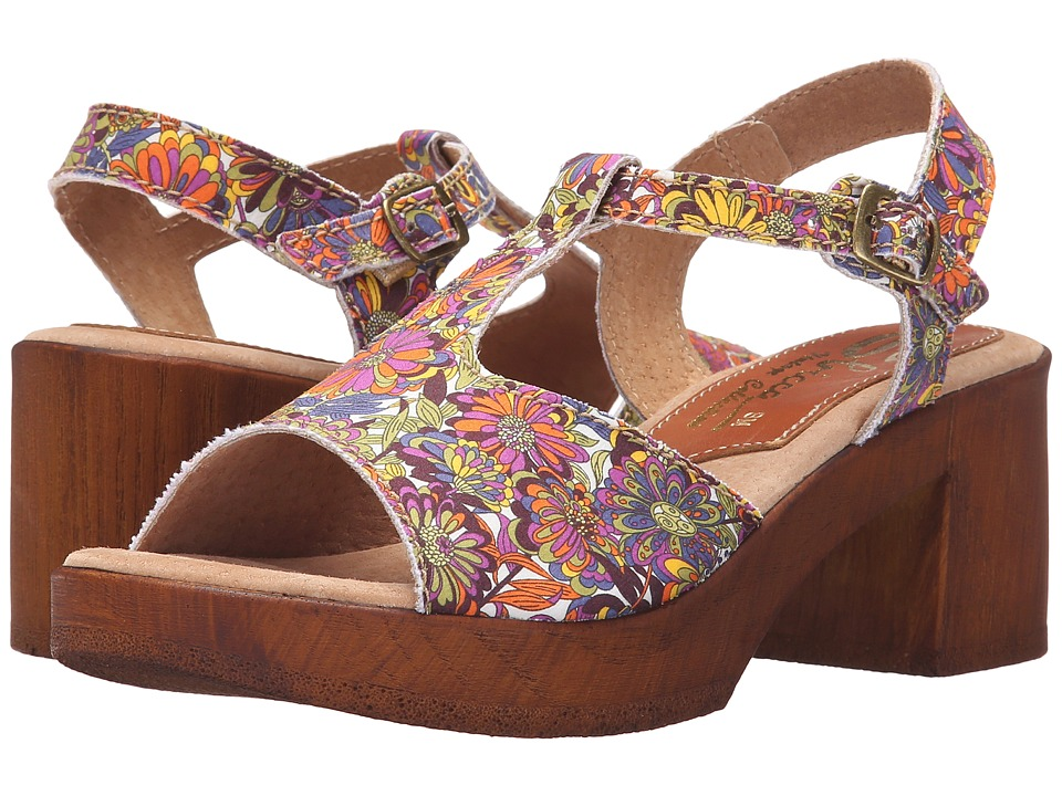 Sbicca - Flavia (Rose Multi) Women's Sandals