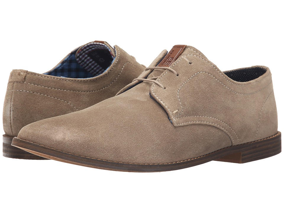 Ben Sherman - Gabe Oxford (Taupe) Men's Lace up casual Shoes