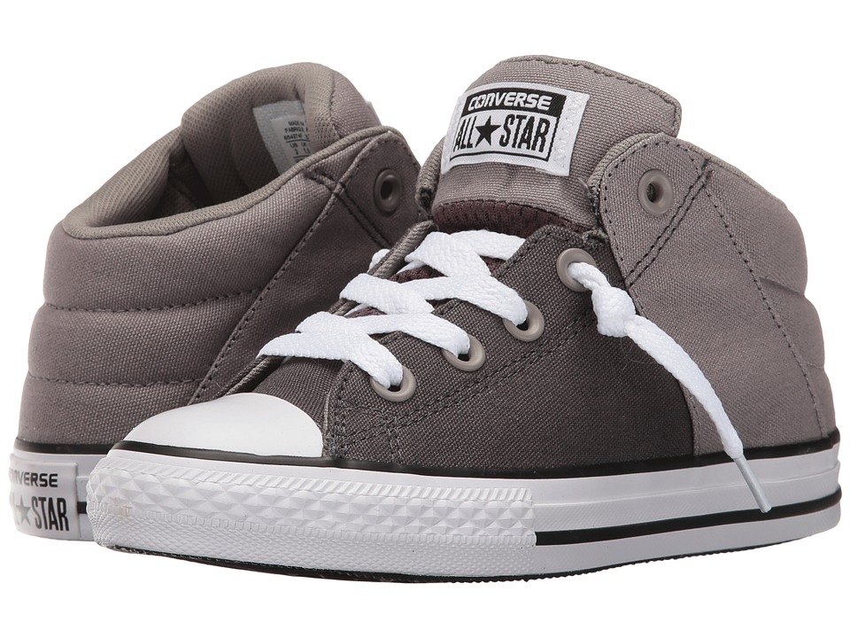 Converse Kids - Chuck Taylor All Star Axel (Little Kid/Big Kid) (Shale Grey/Cadet Grey/White) Boys Shoes