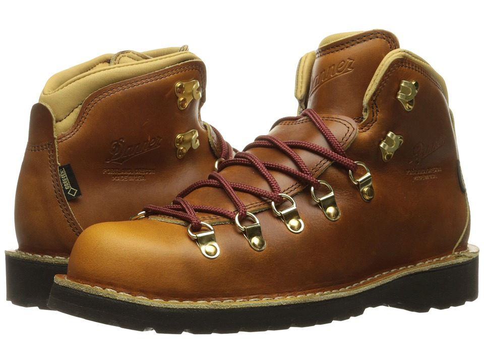 Danner - Mountain Pass (Harvest) Men's Work Boots