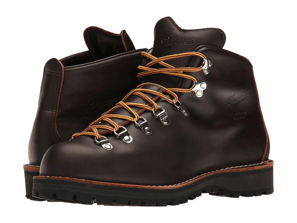 Danner - Mountain Light (Brown) Men's Work Boots