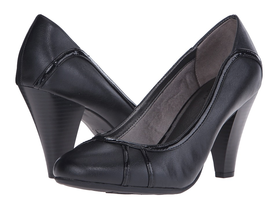 LifeStride - Beam (Black) Women's Shoes