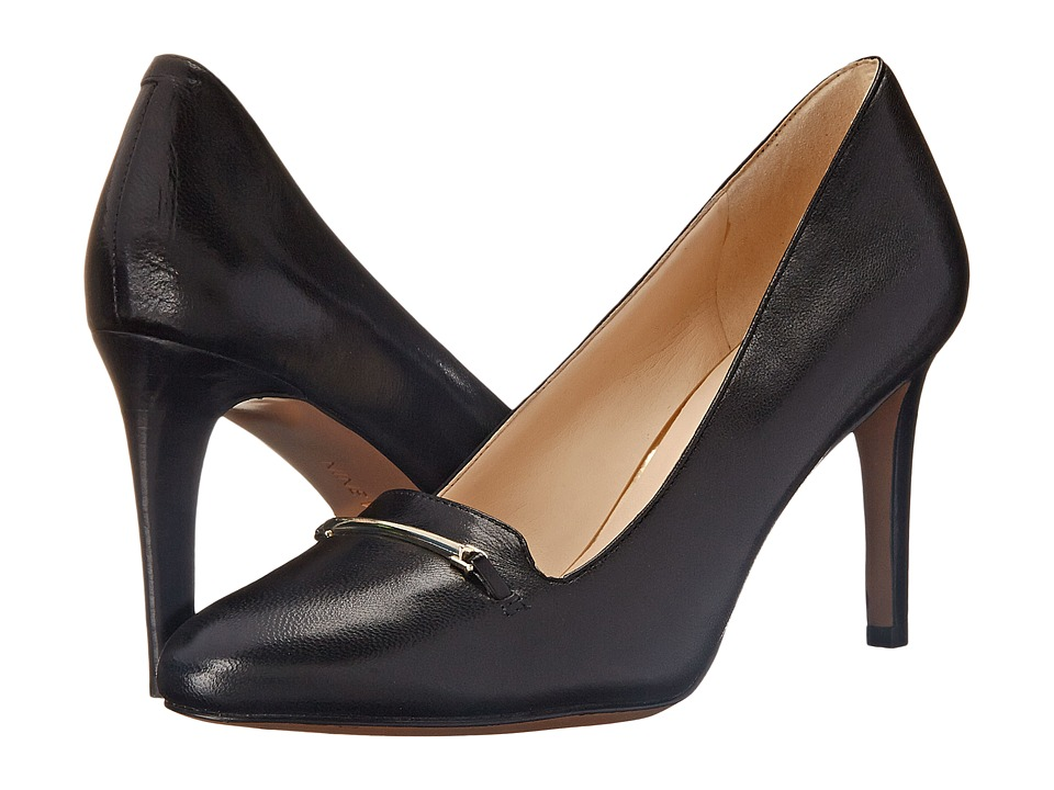 Nine West - Hiatus (Black Leather) Women's Shoes