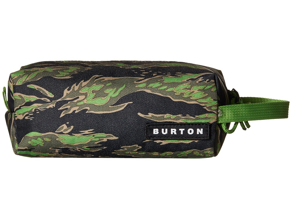 Burton - Accessory Case (Slime Camo Print) Travel Pouch