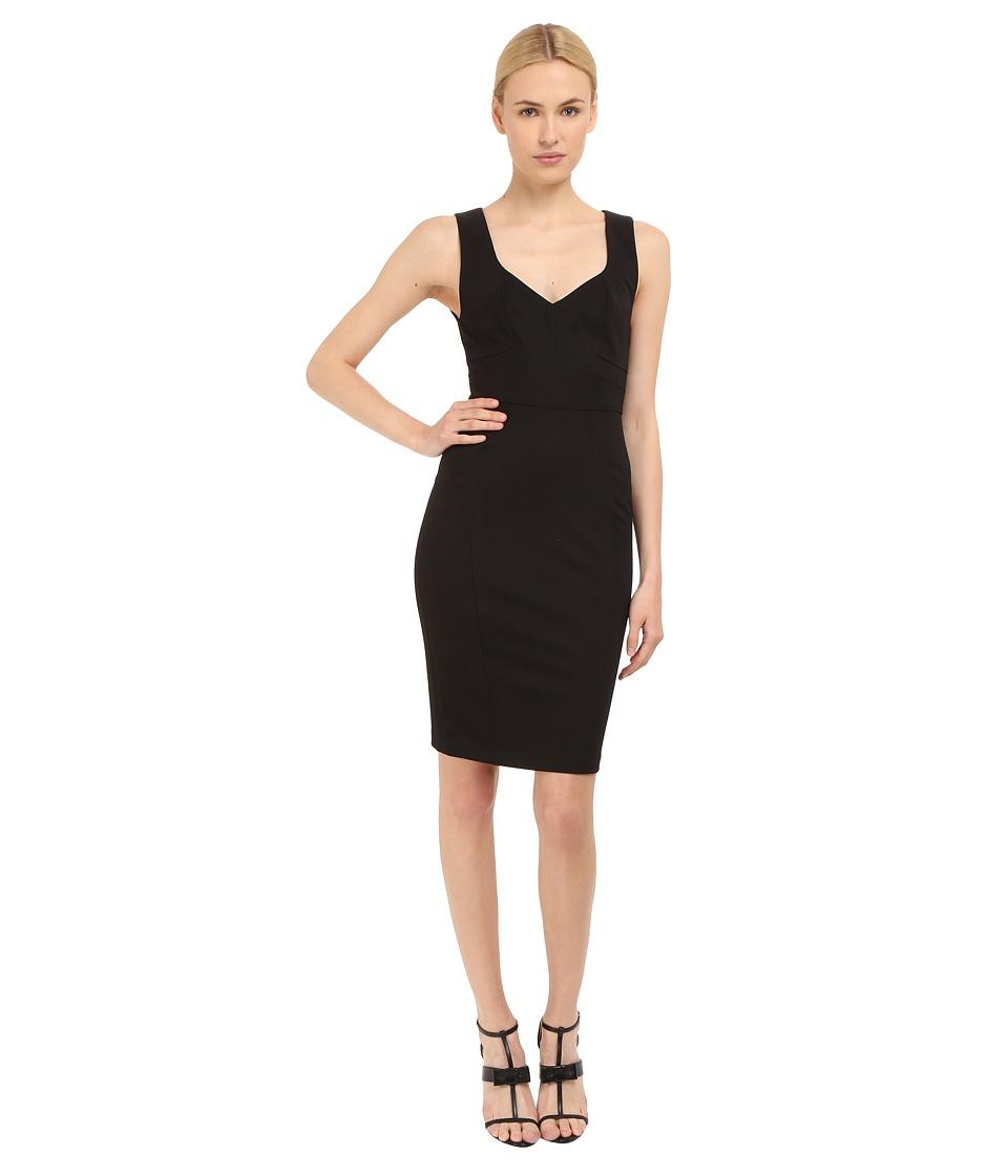 ZAC Zac Posen Marlene Dress (Black) Women