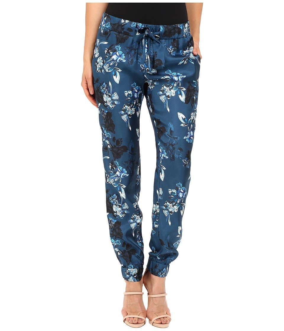 ZAC Zac Posen - Heather Pants (Navy Multi) Women's Casual Pants