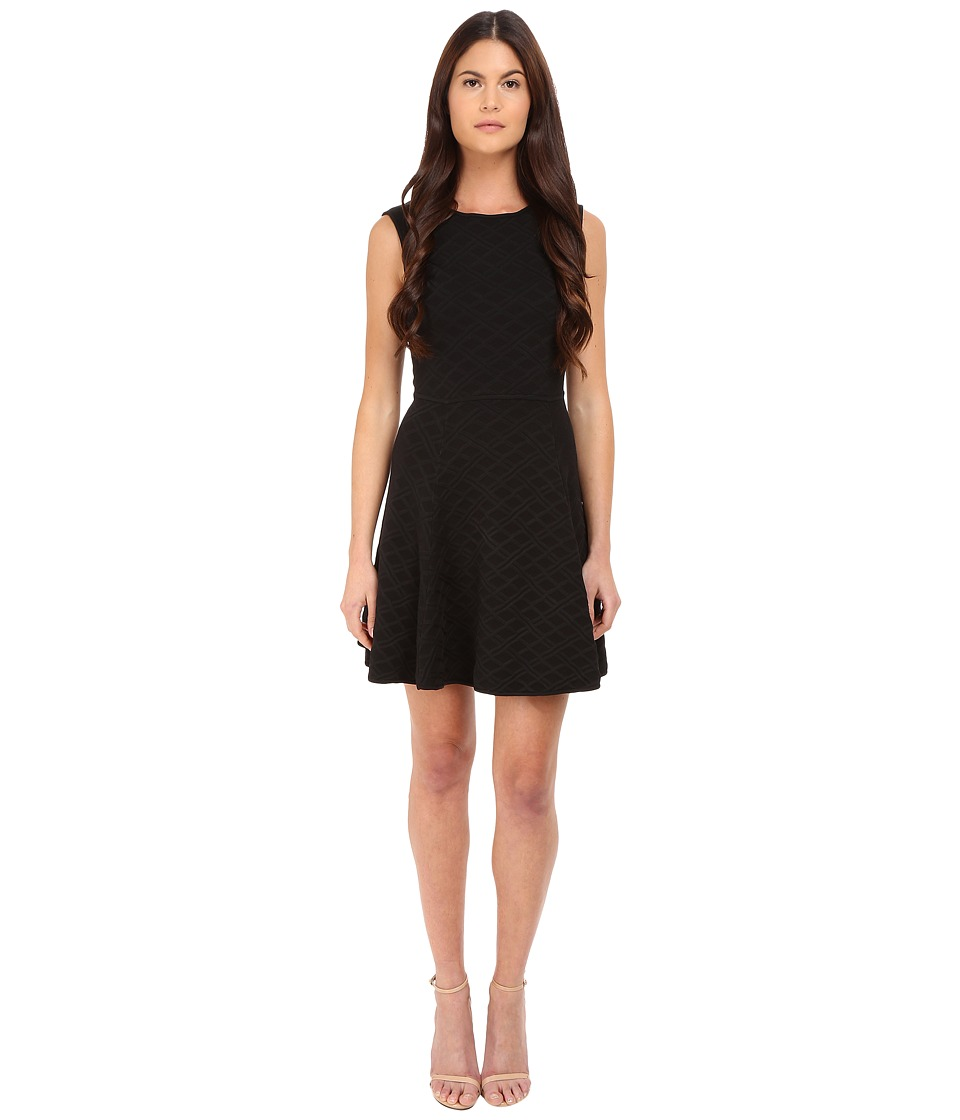 ZAC Zac Posen - Cleo Dress (Black) Women's Dress