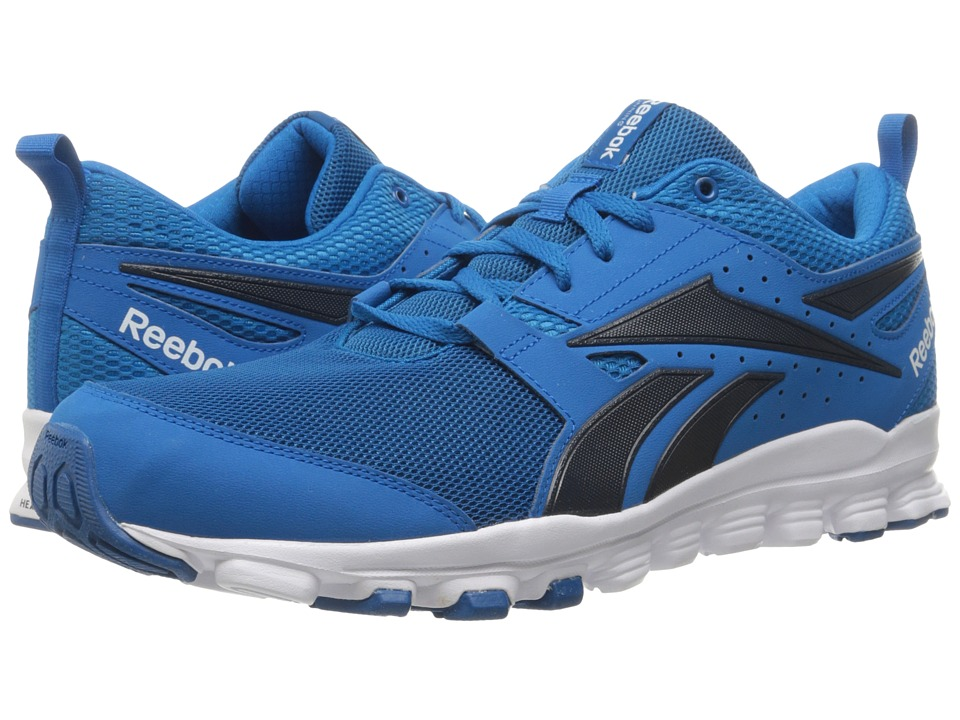 Reebok - Hexaffect Sport (Instinct Blue/Collegiate Navy/White) Men's Shoes