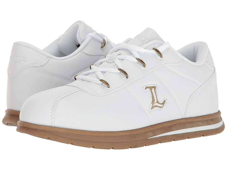 Lugz ZROCS (White/Gum) Men