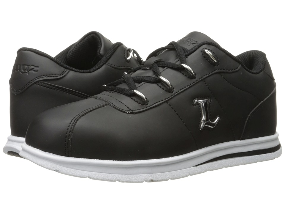 Lugz ZROCS (Black/White) Men