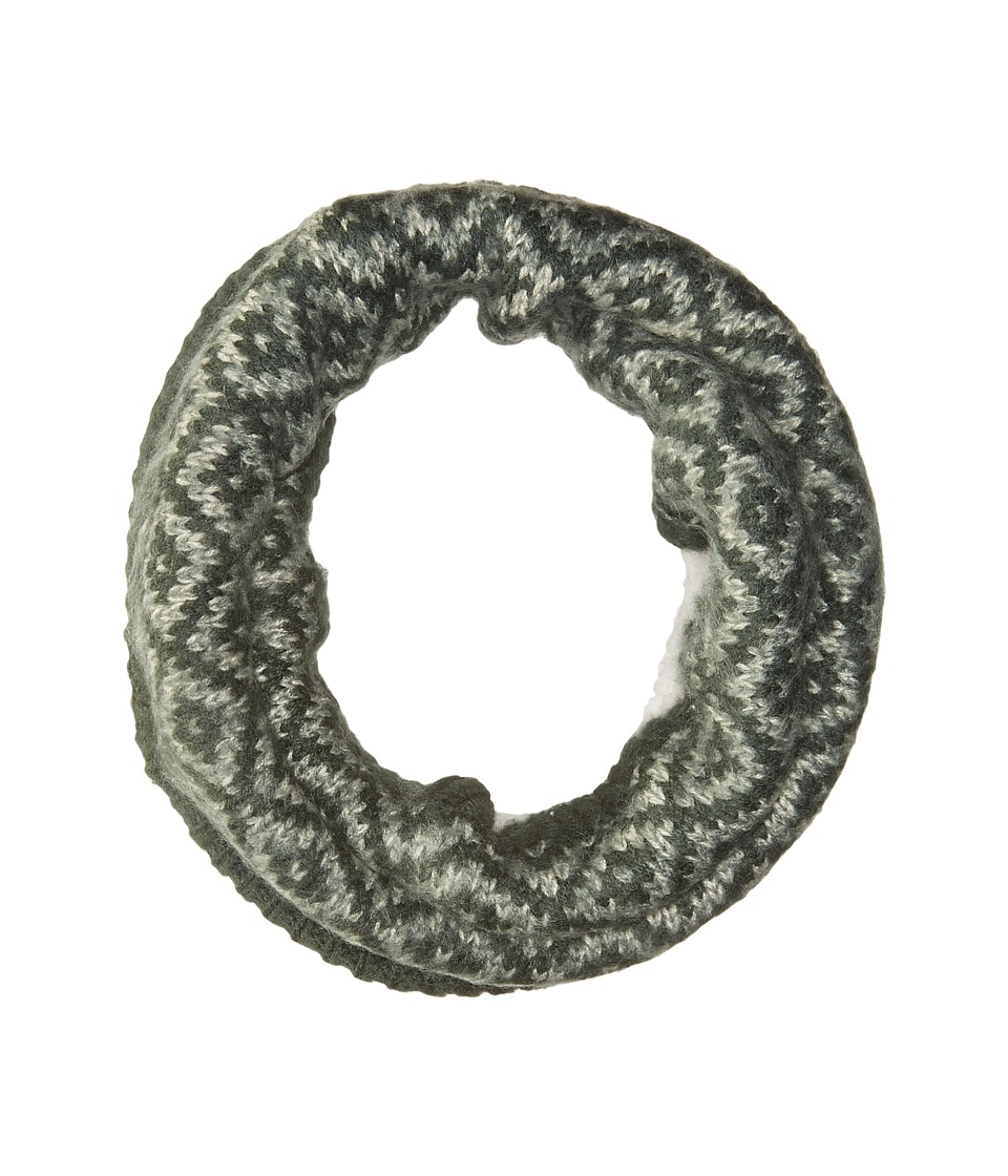 The North Face - Chunky Tube Scarf (Darkest Spruce) Scarves